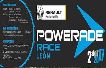 POWERADE RACE