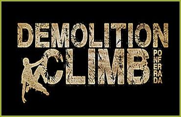 DEMOLITION CLIMB